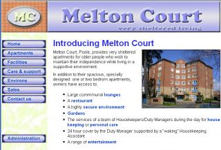 Melton Court Website